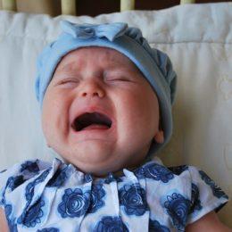 Comment faire pour calmer un bébé?