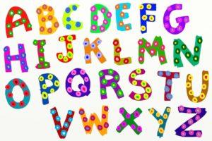 alphabet-