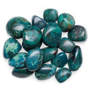 The turquoise stone