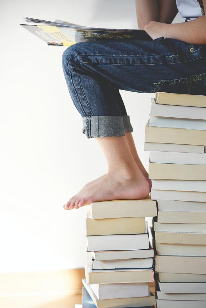 11 avantages de la lecture de livres